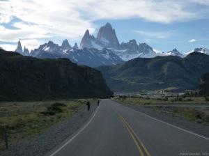 Last Km back to El Chalten